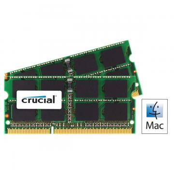 Crucial so-dimm MAC 8 GO 2x4 GO 1600 mhz