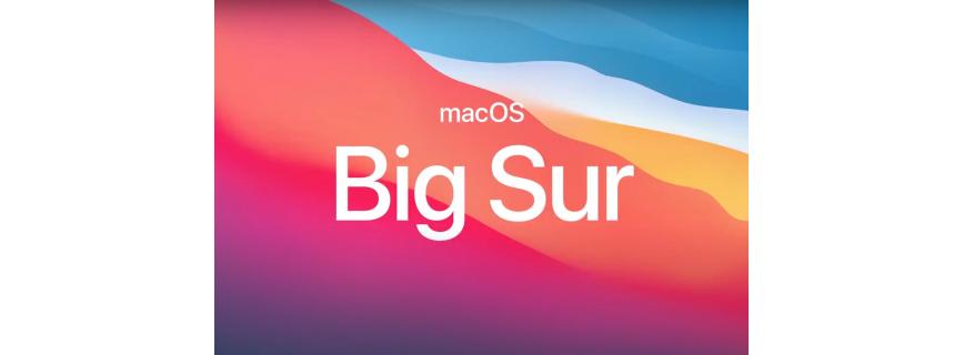 Systeme MAC OSX